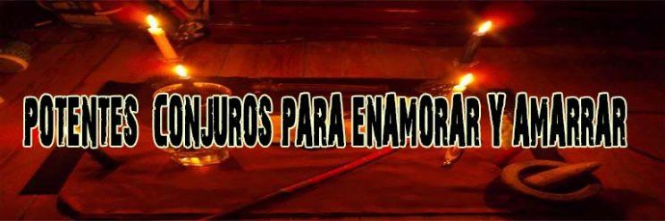 2 Conjuros De Amor Para Enamorar Y Amarrar ¡Fuertes!