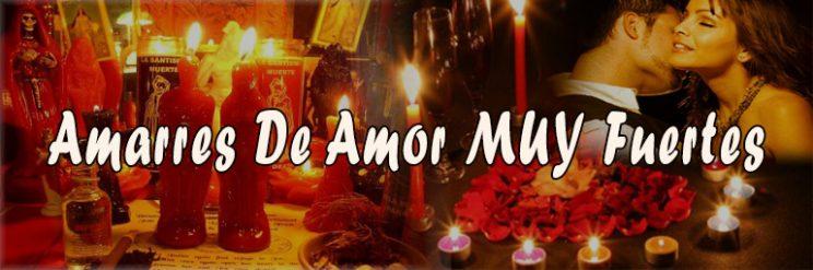 Amarres De Amor MUY Fuertes 100% Caseros
