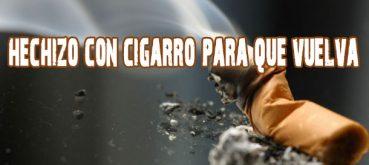 Hechizo De Amor Con Cigarro Y Foto Para Vuelva